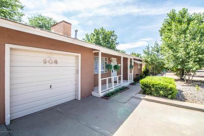 Farmington Single Family Home For Sale: 908 N Watson Avenue