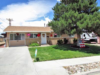 Farmington Single Family Home For Sale: 3808 Windsor Drive