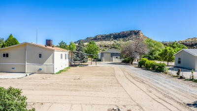 Navajo Dam Manufactured Home For Sale: 18 Road 4265