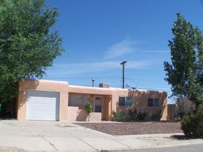 Single Family Home For Sale: 3500 Kayenta Drive