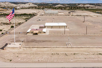 San Juan County Commercial For Sale: 3100 N 1st Street