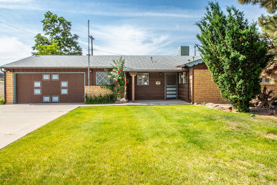 Single Family Home For Sale: 4021 Terrace Drive
