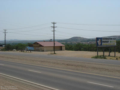 San Juan County Commercial For Sale: 7701 E Main Street