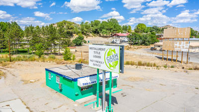 San Juan County Commercial For Sale: 846 Nm 516