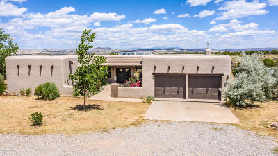 San Juan County Single Family Home For Sale: 96 Road 2785