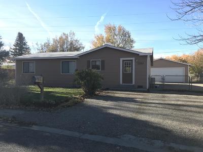 Single Family Home For Sale: 711 Apache Avenue