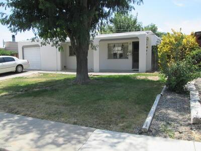 Single Family Home For Sale: 1313 N Tucker Avenue
