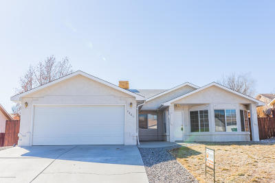 Farmington NM Single Family Home For Sale: $225,000