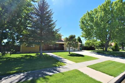 Single Family Home For Sale: 52 Road 6050