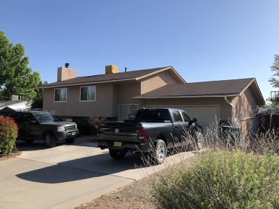 Aztec NM Single Family Home For Sale: $214,900