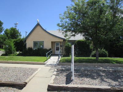 San Juan County Commercial For Sale: 316 N Locke Avenue