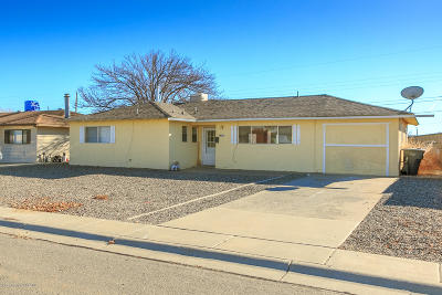 Single Family Home For Sale: 1002 Rio Hondo Road