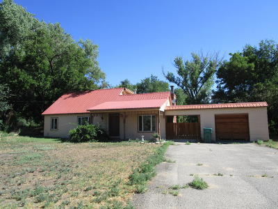 Kirtland Single Family Home For Sale: 392 Road 6100