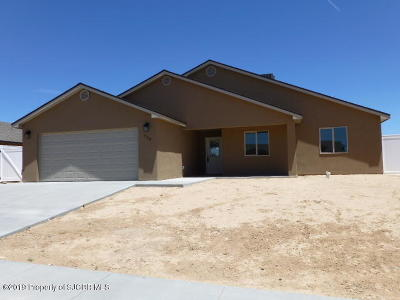 San Juan County Single Family Home For Sale: 728 Jordan Street