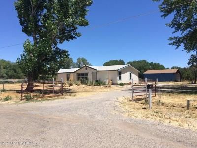 Aztec, Flora Vista Manufactured Home For Sale: 30 Road 3511