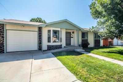 San Juan County Single Family Home For Sale: 1316 Camina Entrada