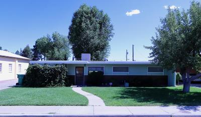 Single Family Home For Sale: 307 E Gladden Drive