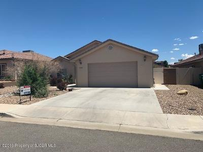 San Juan County Single Family Home For Sale: 6022 Arroyo Drive