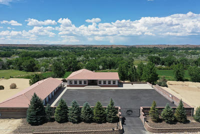 Single Family Home For Sale: 210 Road 3000