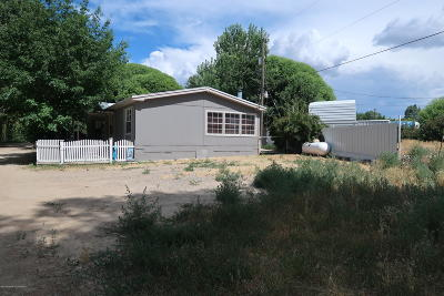 Manufactured Home For Sale: 7 Road 2799