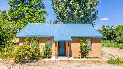 Single Family Home For Sale: 701 N Pioneer Avenue