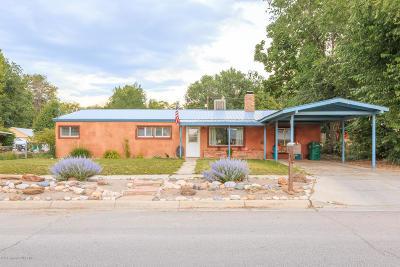 Aztec, Flora Vista Single Family Home For Sale: 400 N Church Avenue
