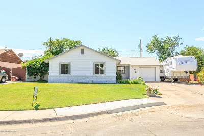 San Juan County Single Family Home For Sale: 4013 E Douglas Street