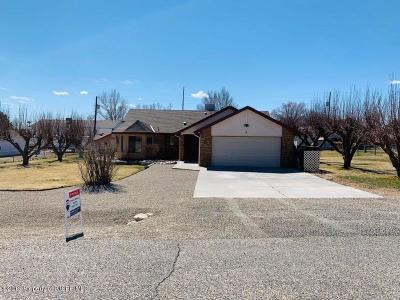 Single Family Home For Sale: 2 Road 5150