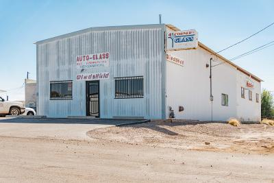 San Juan County Commercial For Sale: 705 S Commercial Avenue