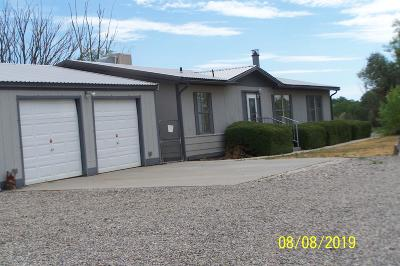 Single Family Home For Sale: 4 Road 3125