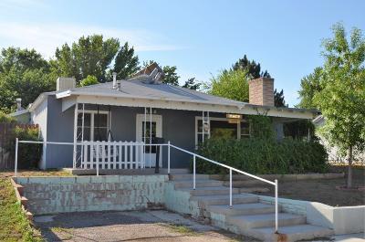 Single Family Home For Sale: 322 S Church Avenue