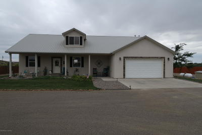 San Juan County Single Family Home For Sale: 5 Road 1415