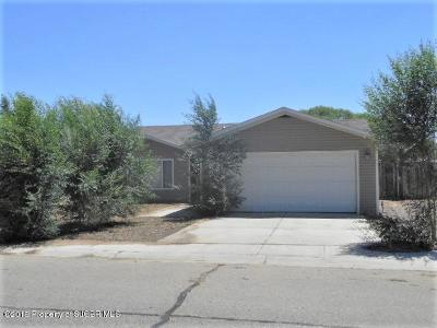 Bloomfield Single Family Home For Sale: 510 Ginger Street