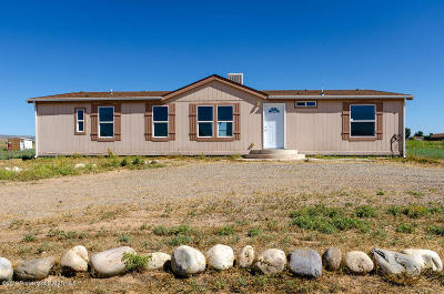 Manufactured Home For Sale: 18 Road 1497