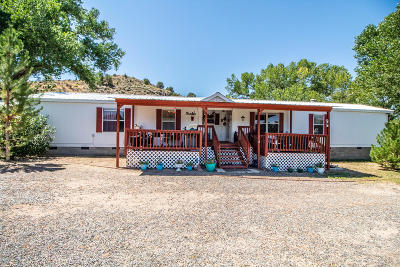 Manufactured Home For Sale: 67 Nm 511