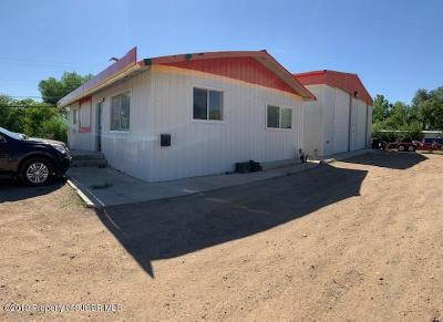 San Juan County Commercial For Sale: 905 & 909 Nm 516