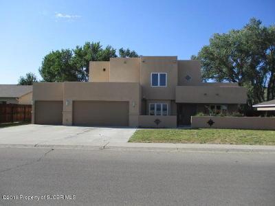 Farmington Single Family Home For Sale: 5 Road 6070