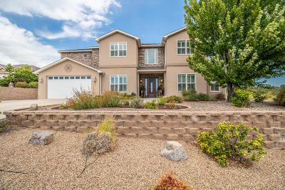 Farmington Single Family Home For Sale: 6424 Red Rock Drive