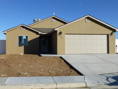 San Juan County Single Family Home For Sale: 748 Jordan Street