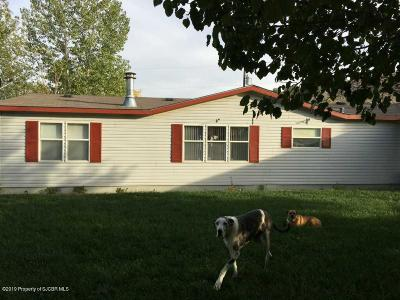Manufactured Home For Sale: 62 Road 5185