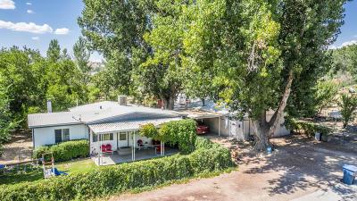 Bloomfield Single Family Home For Sale: 221 N Jennings Street
