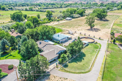 San Juan County Single Family Home For Sale: 8365 Old Aztec Hwy