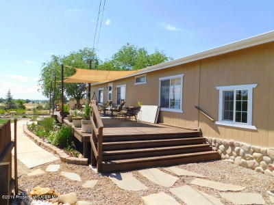Manufactured Home For Sale: 9 Road 2337