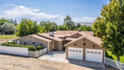 San Juan County Single Family Home For Sale: 3417 Us-64