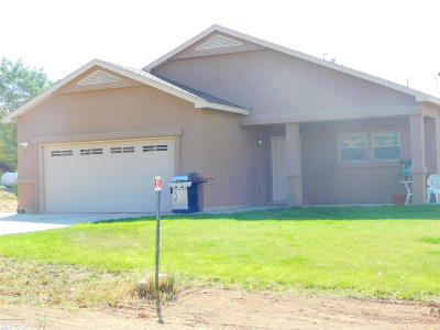 San Juan County Single Family Home For Sale: 8 Road 2393