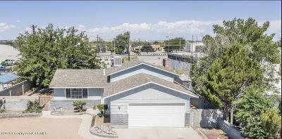 Farmington Single Family Home For Sale: 2220 Camina Placer
