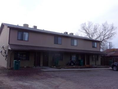 Farmington Multi Family Home For Sale: 2903 Parque De Oeste Drive