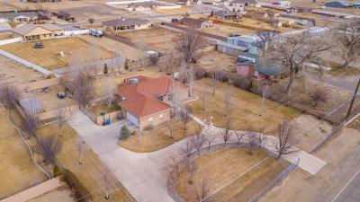 Single Family Home For Sale: 2424 E Blanco Boulevard