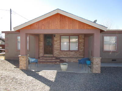 Manufactured Home For Sale: 609 Charloff Place