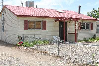San Juan County Single Family Home For Sale: 1428 York Avenue